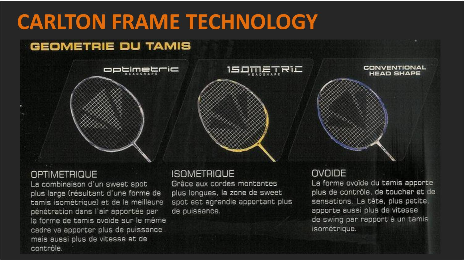CARLTON_FRAME_TECHNOLOGY