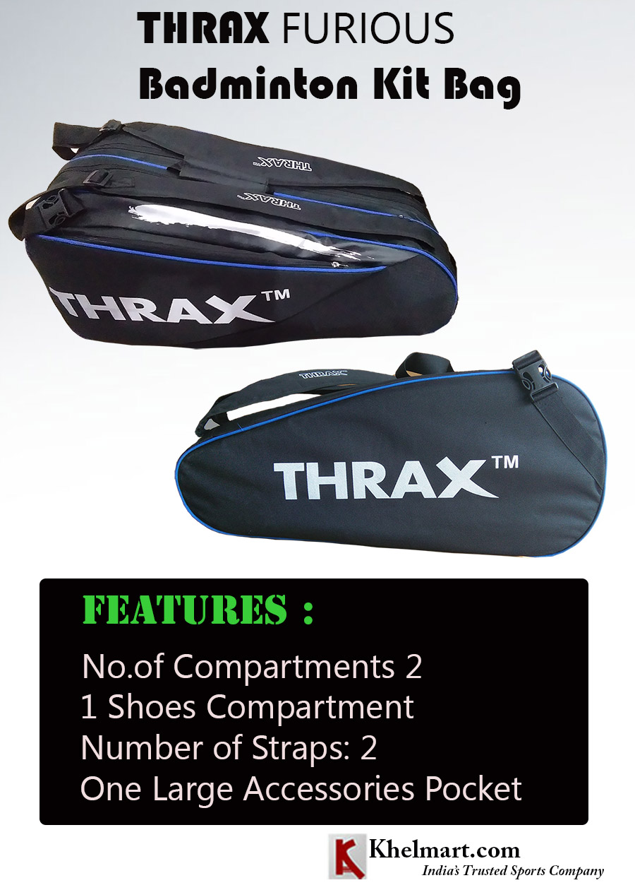 THRAX FURIOUS KIT BAG