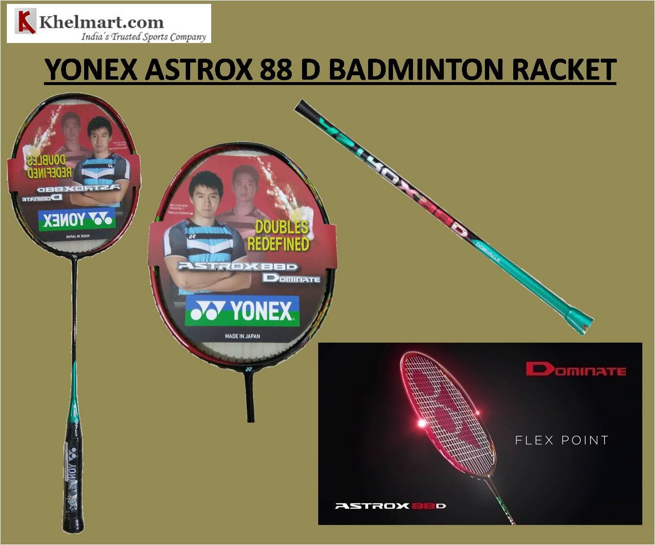 YONEX ASTROX 88 D BADMINTON RACKET