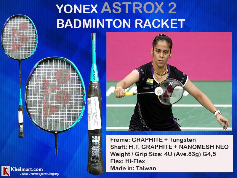 Yonex Astrox 2 Badminton Racket_7