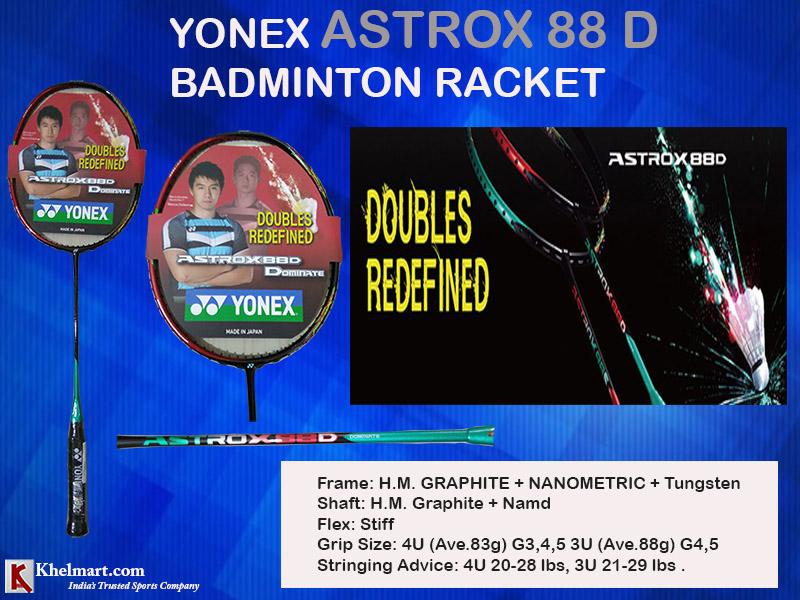 Yonex Astrox 88 D Badminton Racket_2