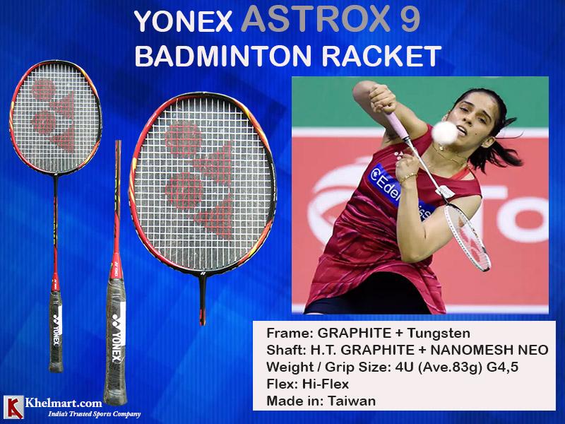Yonex Astrox 9 Badminton Racket_6