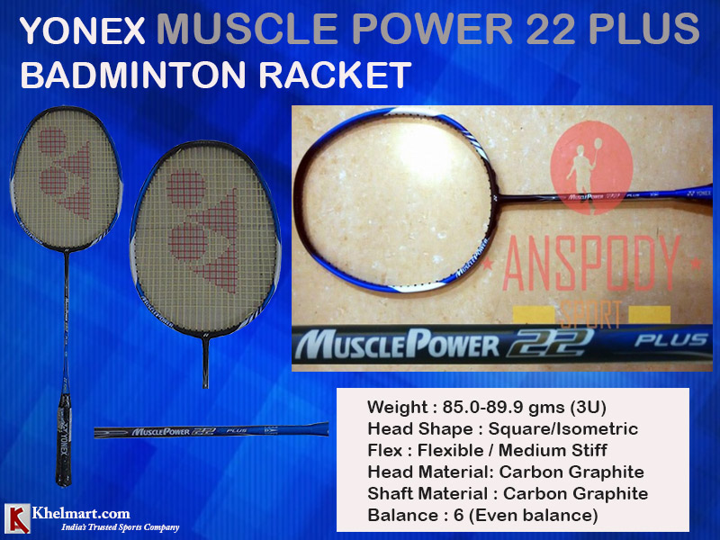 Yonex Muscle Power 22 Plus Badminton Racket_14