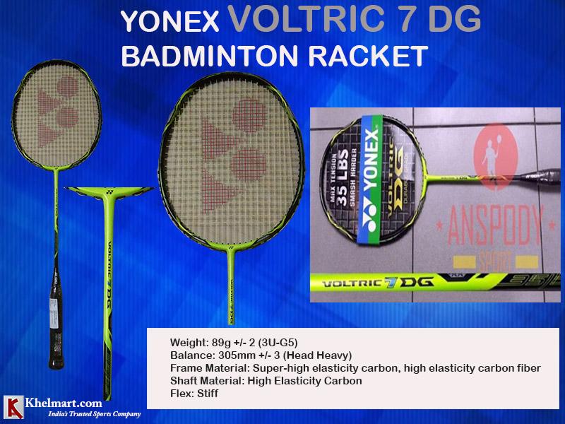 Yonex Voltric 7DG Badminton Racket_9
