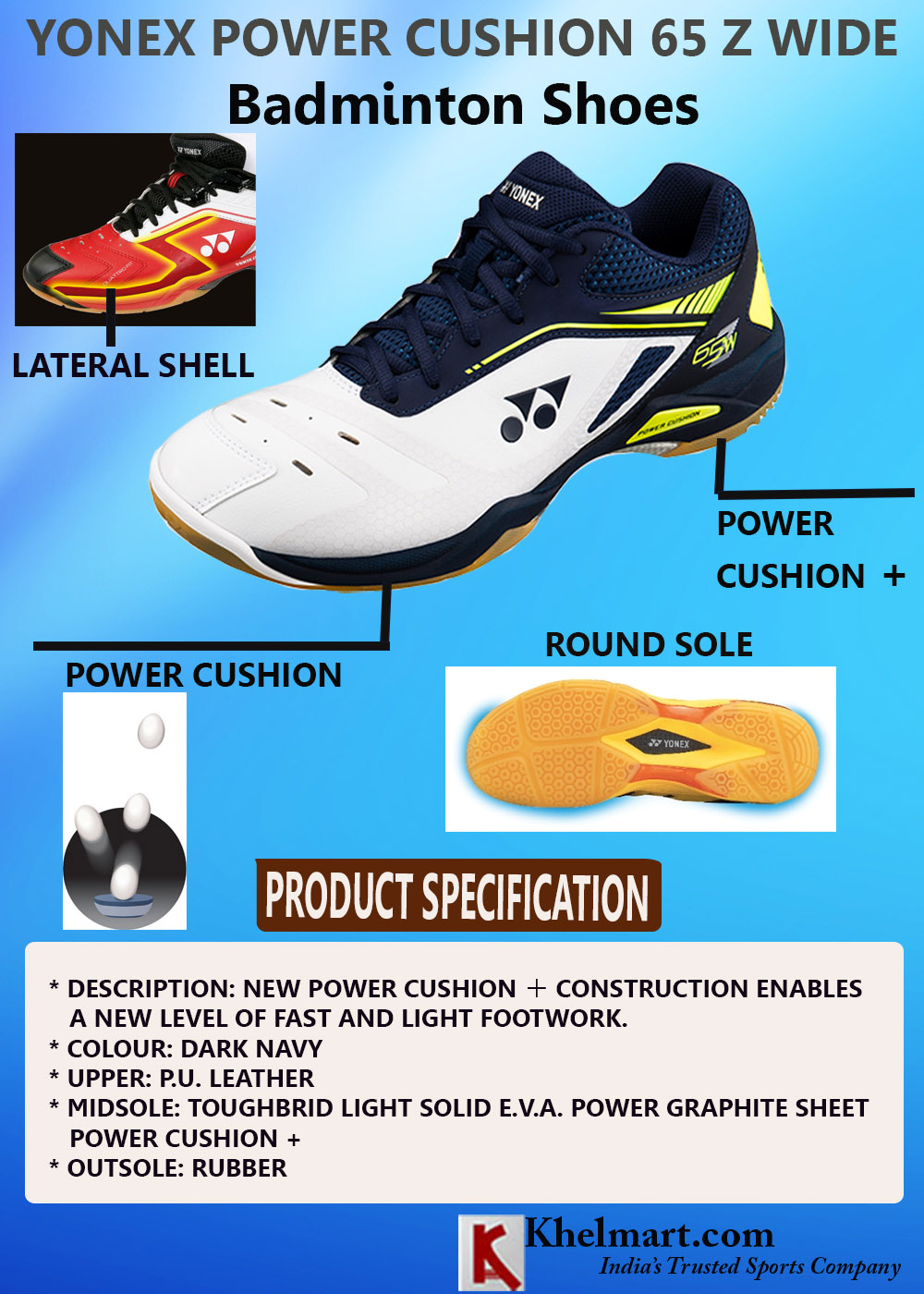 YONEX POWER CUSHION 65 Z WIDE_2