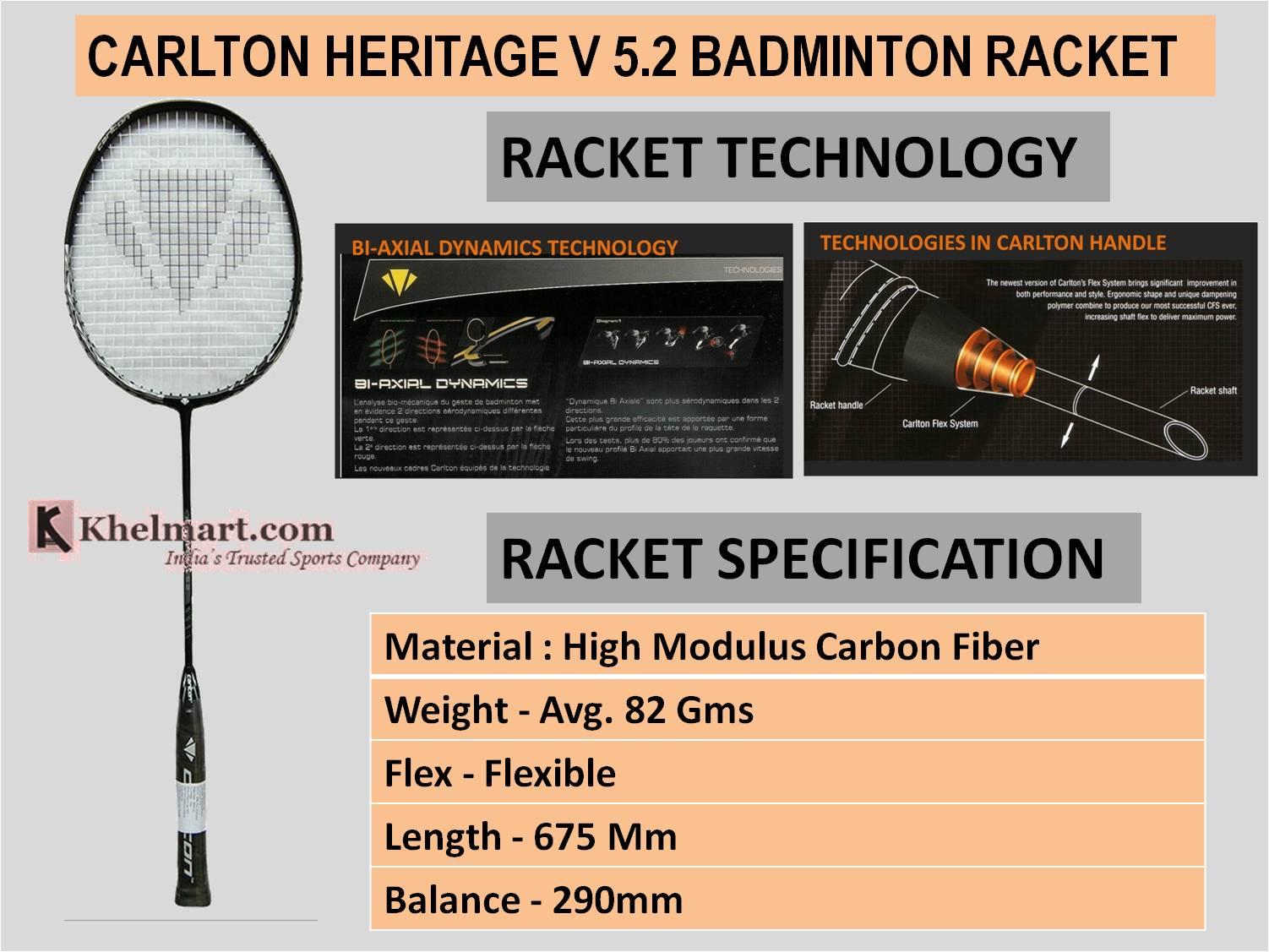 CARLTON_HERITAGE_BADMINTON_RACKET