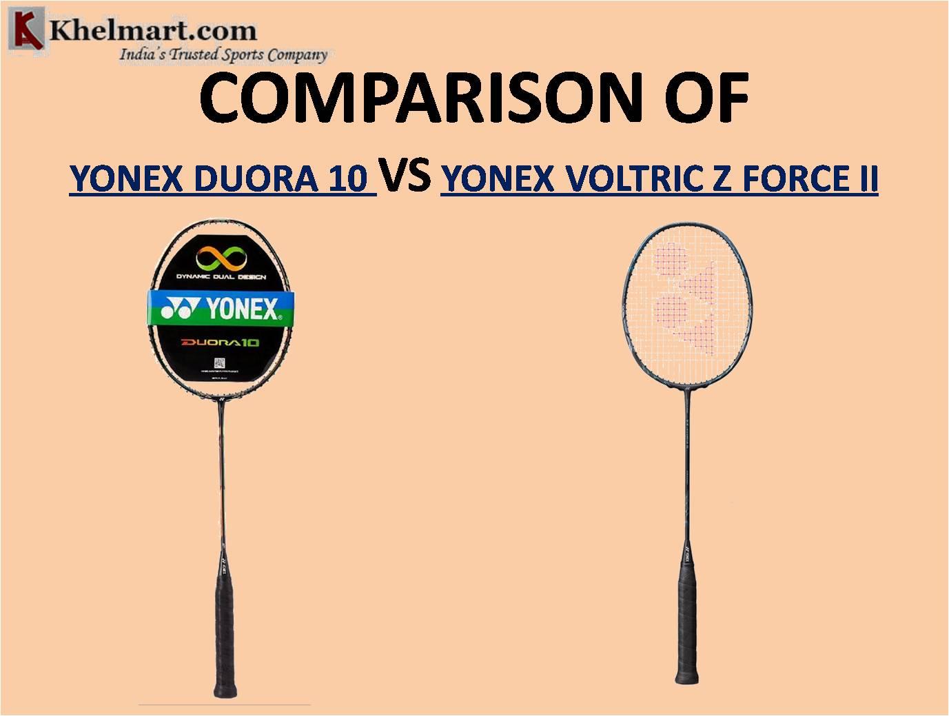 Yonex_Duora_10_Vs_Z_Force_2