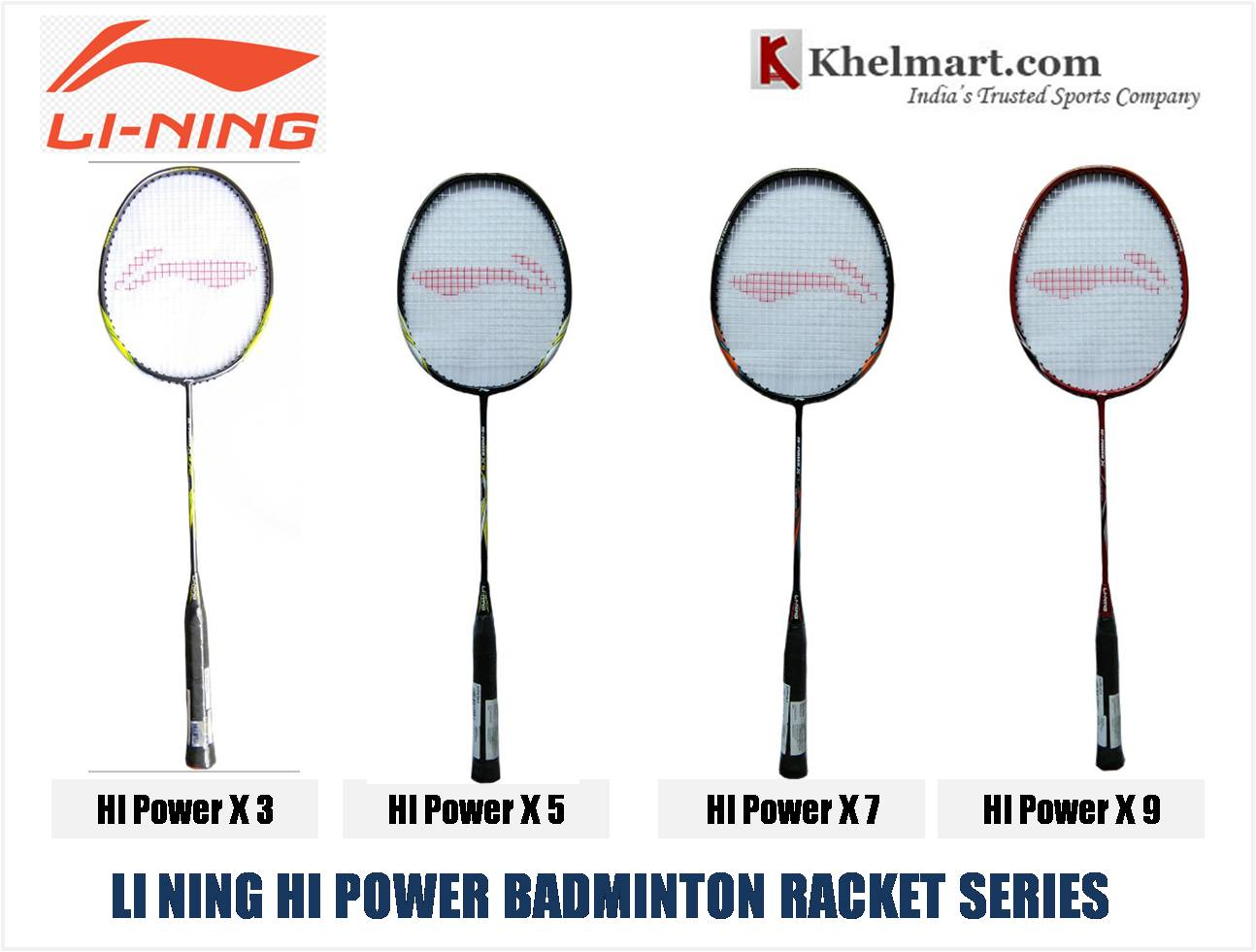 LI_NING_HI_POwer_BADMINTON_RACKET_SERIES_by_Khelmart