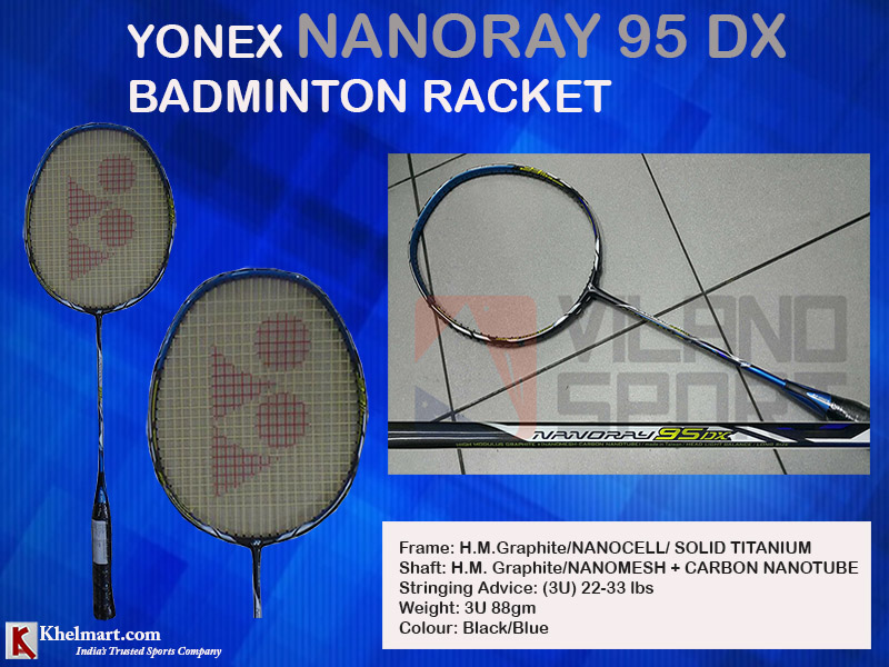 Best Yonex Badminton Rackets in Year 2018 | Khelmart.org ...
